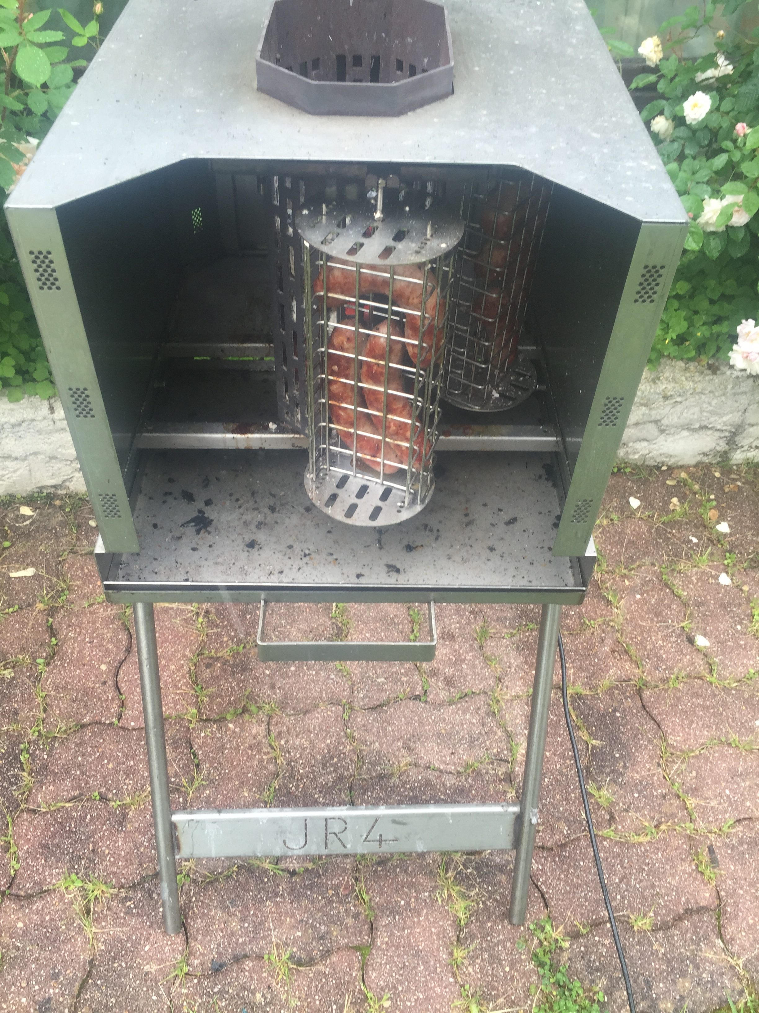 Barbecue vertical - Barbecue vertical gaz ...